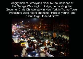 Christie Out of NJ