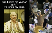 Goldmember does Phelps