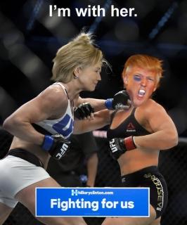 Hillary KO2
