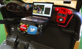 Trumps Cockpit (2)